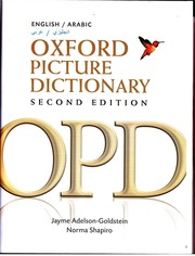 Oxford Picture Dictionary Arabic English : Free Download, Borrow