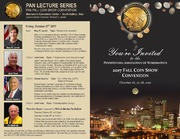 Pennsylvania Association of Numismatists 2017 Fall Coin Show Convention