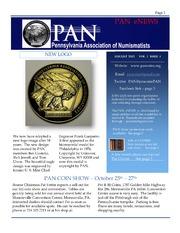 PAN eNEWS, August 2012