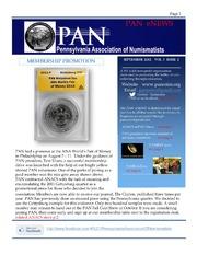 PAN eNEWS, September 2012