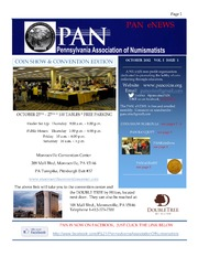 PAN eNEWS, October 2012