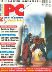 PC Player German Magazine 1996-10