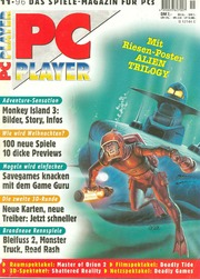 PC Player German Magazine 1996-11