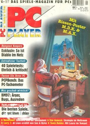 PC Player German Magazine 1997-01