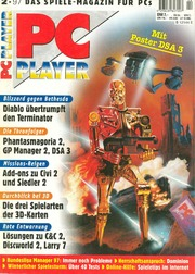 PC Player German Magazine 1997-02