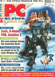 PC Player German Magazine 1997-04