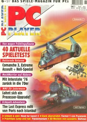 PC Player German Magazine 1997-06