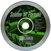 PC Gamer April 2000 CD-ROM / Cover (Disc 5.7)