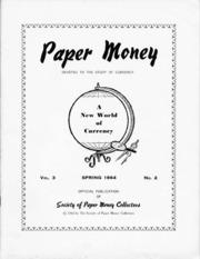 Paper Money (Spring 1964)