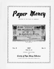 Paper Money (Third Quarter 1967)