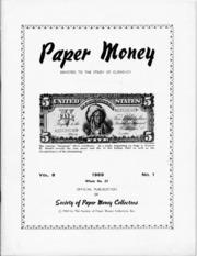 Paper Money (First Quarter 1969)