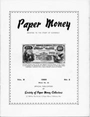 Paper Money (Second Quarter 1969)