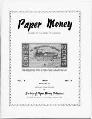 Paper Money (Third Quarter 1969)