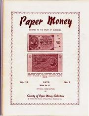 Paper Money (Third Quarter 1973)