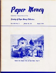 Paper Money (March 1974)