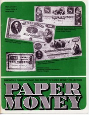 Paper Money (May/June 1977)