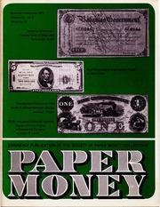 Paper Money (November/December 1977)