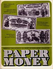 Paper Money (January/February 1978)