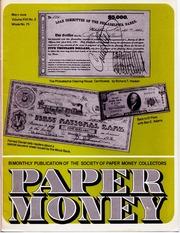 Paper Money (May/June 1978)
