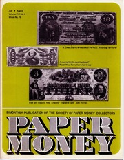 Paper Money (July/August 1978)