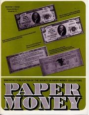 Paper Money (September/October 1978)