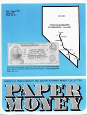 Paper Money (July/August 1980)
