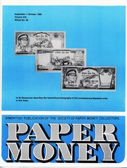 Paper Money (September/October 1980)