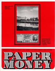 Paper Money (March/April 1981)