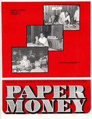 Paper Money (September/October 1981)