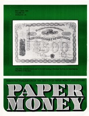 Paper Money (May/June 1982)