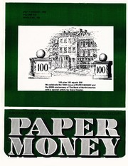 Paper Money (July/August 1982)