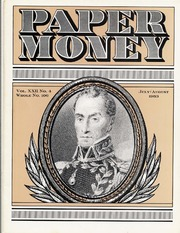 Paper Money (July/August 1983)