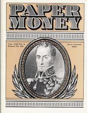 Paper Money (July/August 1983)