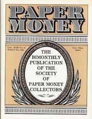 Paper Money (November/December 1983)