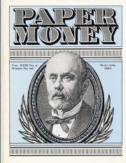 Paper Money (March/April 1984)
