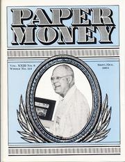 Paper Money (September/October 1984)