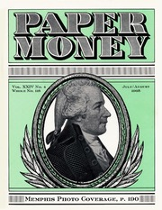 Paper Money (July/August 1985)