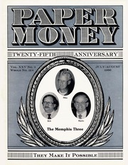 Paper Money (July/August 1986)