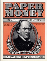 Paper Money (May/June 1987)