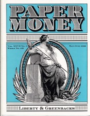 Paper Money (May/June 1988)