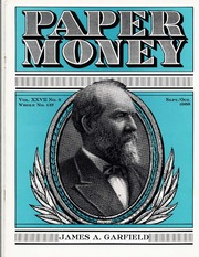 Paper Money (September/October 1988)
