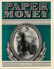 Paper Money (November/December 1990)