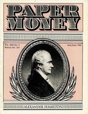Paper Money (May/June 1991)