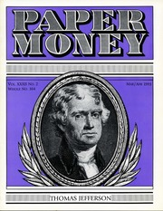 Paper Money (March/April 1993)