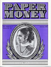 Paper Money (May/June 1993)