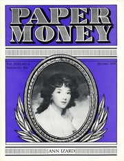 Paper Money (July/August 1993)