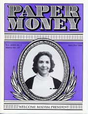 Paper Money (September/October 1993)