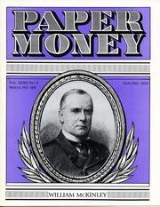 Paper Money (November/December 1993)