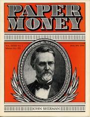 Paper Money (March/April 1994)