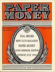 Paper Money (November/December 1994)
